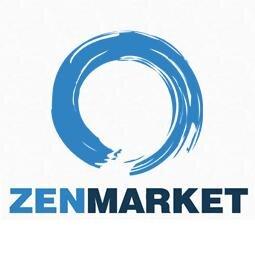ゼンマーケット株式会社 ロゴ